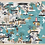 "Thumbnail: ""Blue Bird Day"" North Sydney A2 Map"