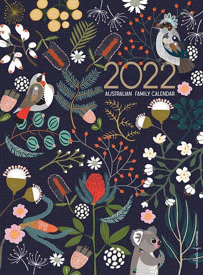 Large Animal calendar 2022