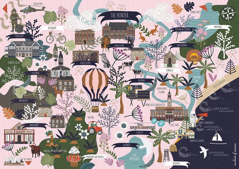 Where the Wollombi Grow