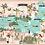 "Thumbnail: ""Twilight Racing"" Sydney Harbour  A2 Map"