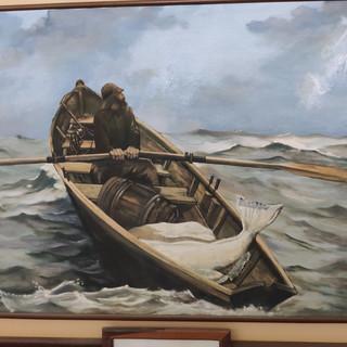 ElViejo y el Mar