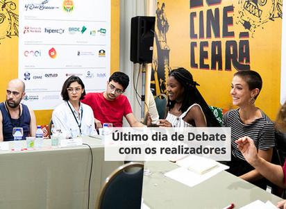 Último dia de Debate com os realizadores