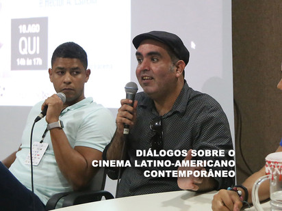 Diálogos sobre o cinema latino-americano contemporâneo
