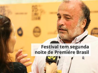 Festival tem segunda noite de Premiére Brasil