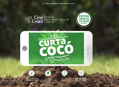 Cine Ceará realiza concurso para produção de filmes com celular no Parque do Cocó