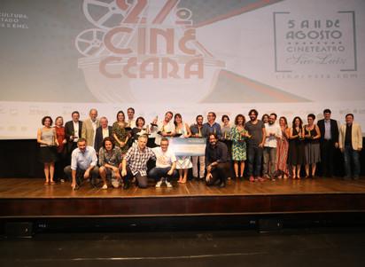Argentino 'Ninguém está olhando' é o vencedor do 27° Cine Ceará