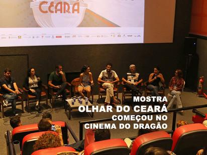Mostra Olhar do Ceará começou no Cinema do Dragão