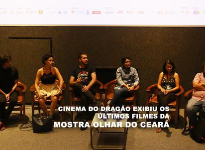 Cinema do Dragão exibiu os últimos filmes da Mostra Olhar do Ceará