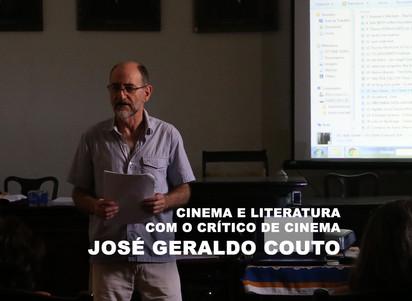 Cinema e literatura com o crítico de cinema José Geraldo Couto