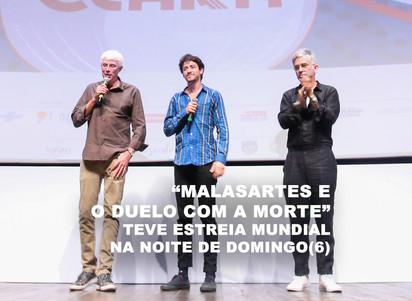 """""""Malasartes e o Duelo com a Morte"""" teve estreia mundial na noite de Domingo(6)"""