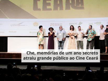 Che, memórias de um ano secreto atraiu grande público ao Cine Ceará