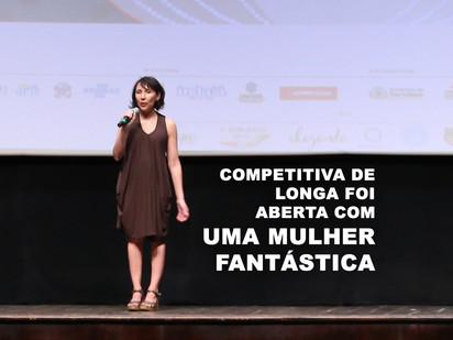 """Competitiva de Longa foi aberta com """"Uma mulher fantástica"""""""