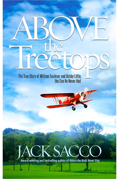 Above the Treetops - Hardcover signed by Author