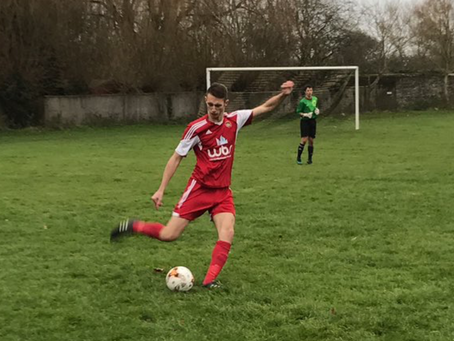Reserves Battle Back to Beat Local Rivals