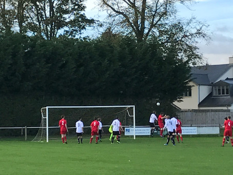"Reserves Beat Eynsham With a ""Spooktacular"" Goal on Haloween Weekend!"