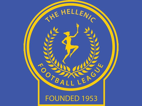 Hellenic League Structure Announced