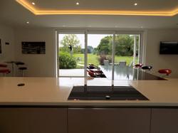 Sheldon Kitchen View
