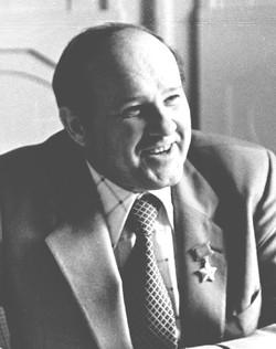 Герой Советского Союза В.В.Вольский