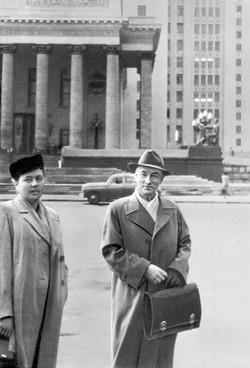 МГУ 1954
