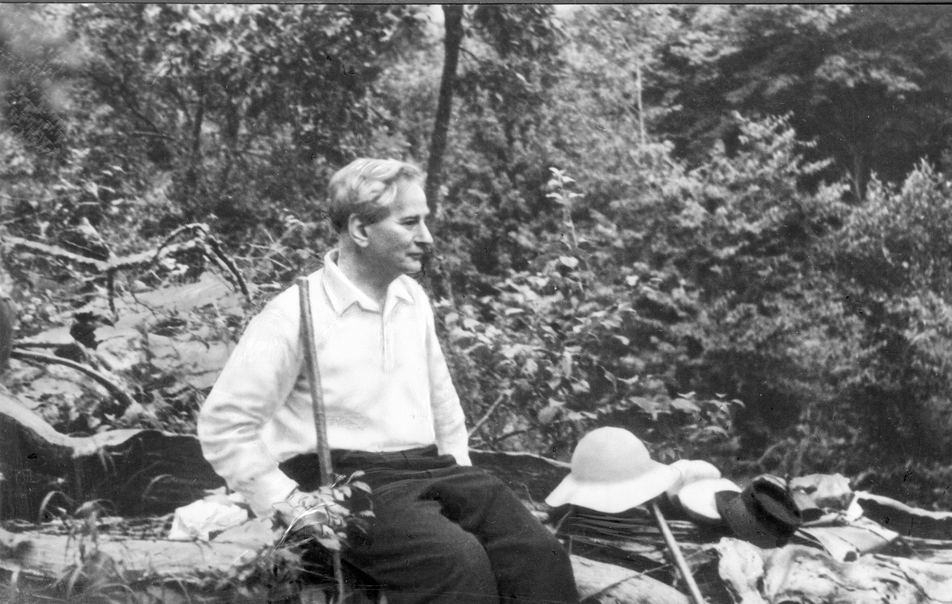 Витвер, Красная Поляна 1951