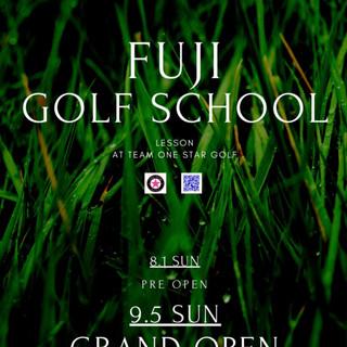 FUJI GOLF SCHOOL.
