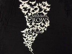 Jack Cade A Murder of Crows T-Shirt