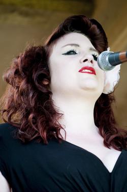 Helen Muggeridge - Vocals