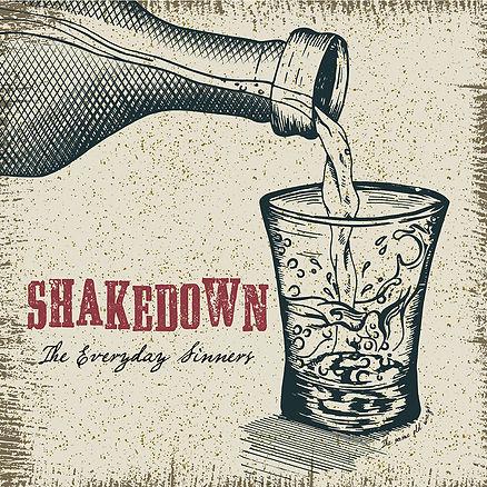 Shakedown - Album Cover