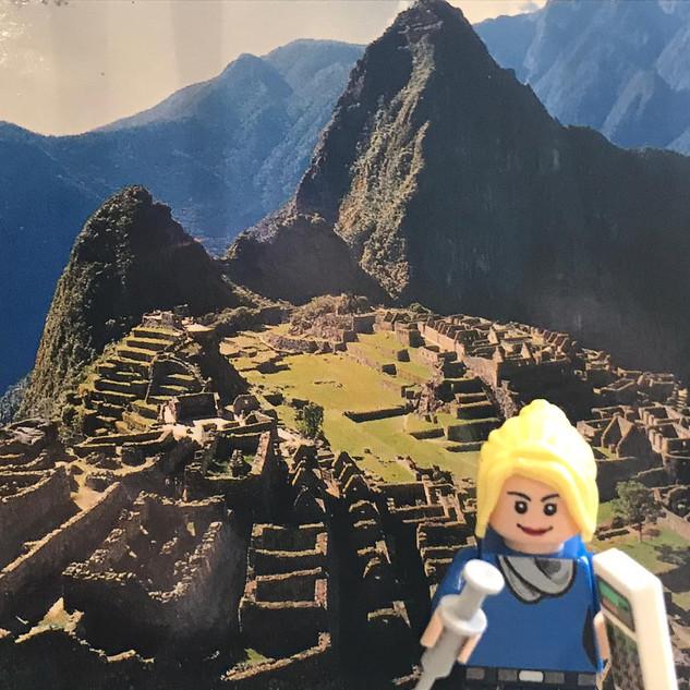 Kat's trip to Peru, 2019