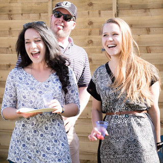 More laughs at a BBQ