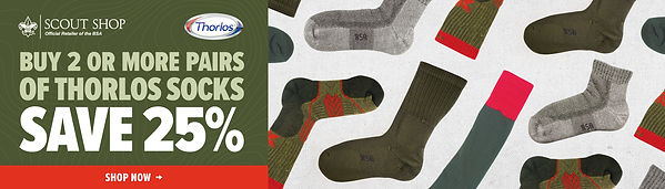 Thorlos Promotion - Banner Graphic (2100
