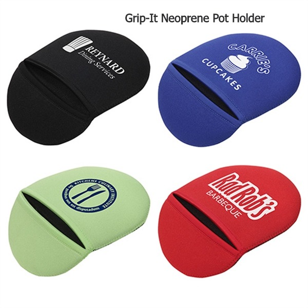 Grip-It Neoprene Pot Holder