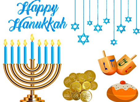 Hanukkah or Chanukah Promo Products Ideas