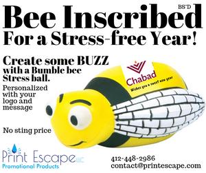 Squeeze Honey Bee