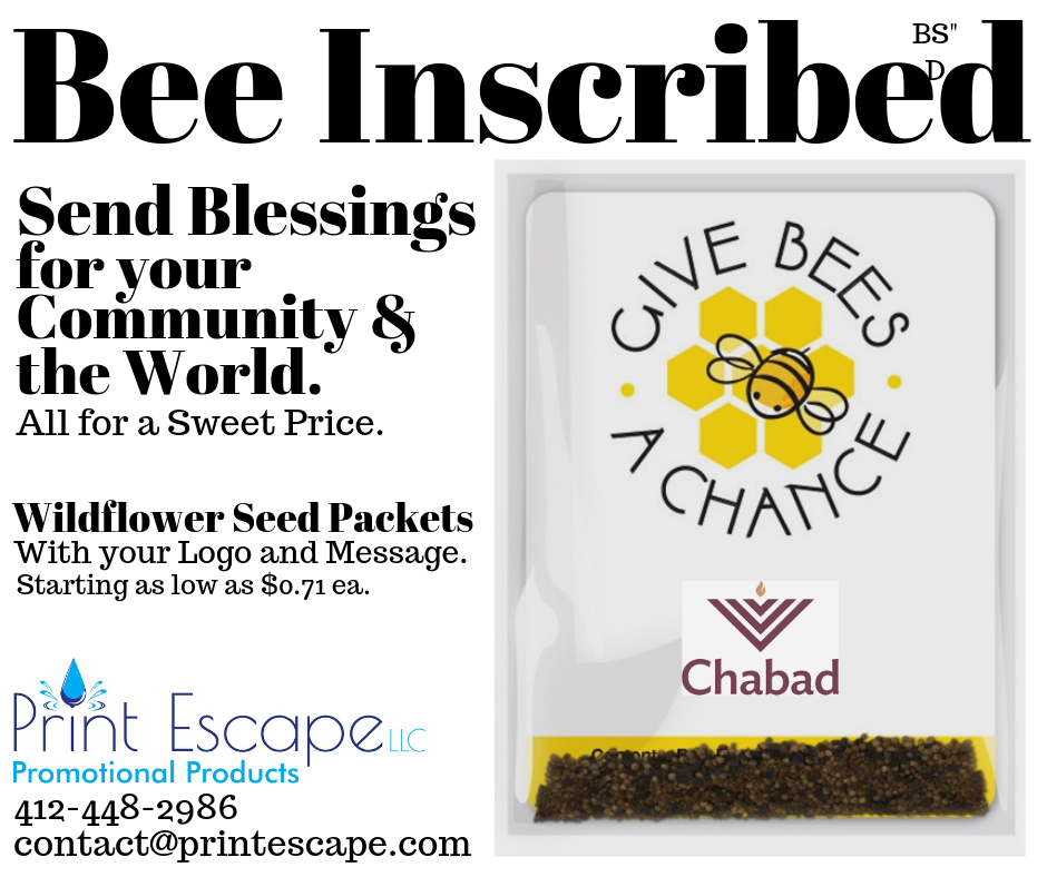 Sweet Bee Seed Pack