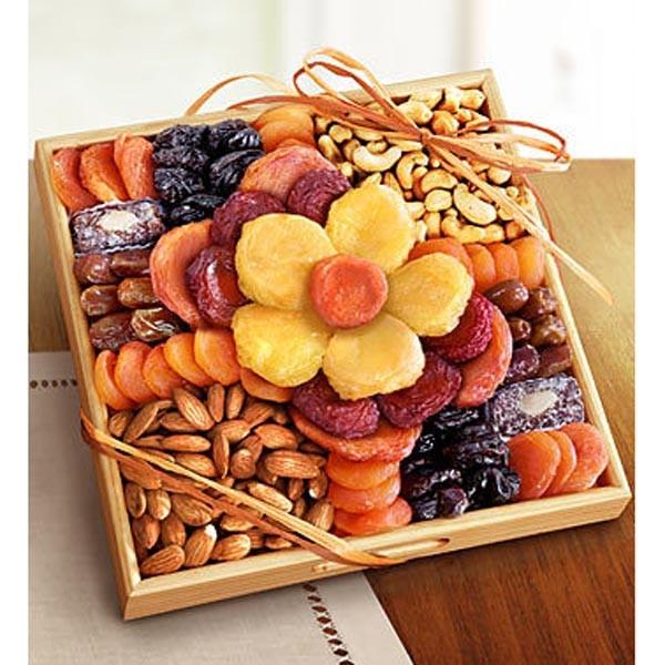 Gourmet fruit & nuts