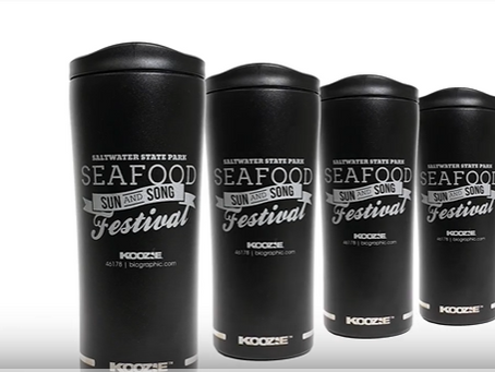 Award-Winning Koozie® Hartwell Tumbler Is Your Perfect Travel Companion