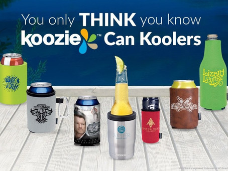 Selecting A Koozie