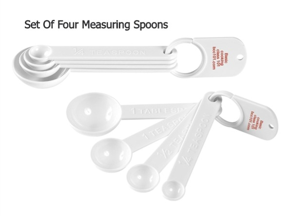Custom Measuring Spoons