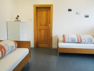Schlafzimmer 2 Ansicht 1 Apartment Silbe