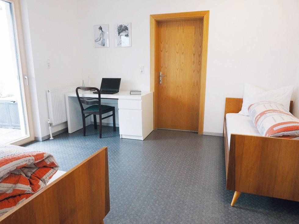 Schlafzimmer 2 Ansicht 3 Apartment Silbe