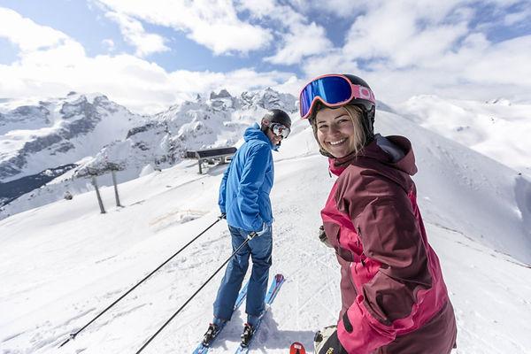 Skifahren am Golm (c) Stefan Kothner - M