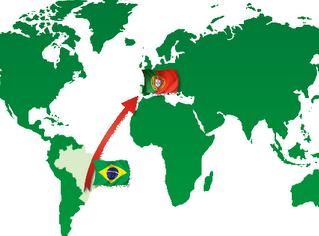 O que Portugal tem a ver com o Brasil