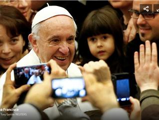 Papa Francisco em Fátima 2017