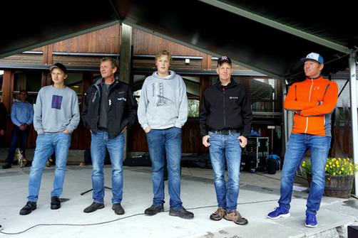 Finalistar Gudbrandsdalens Finaste Traktor