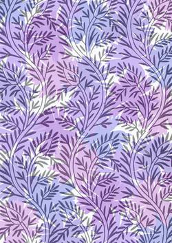 lavender fronds