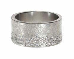 Celestial Event Diamond Ring
