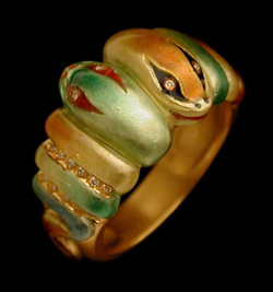 Two Cobras Ring