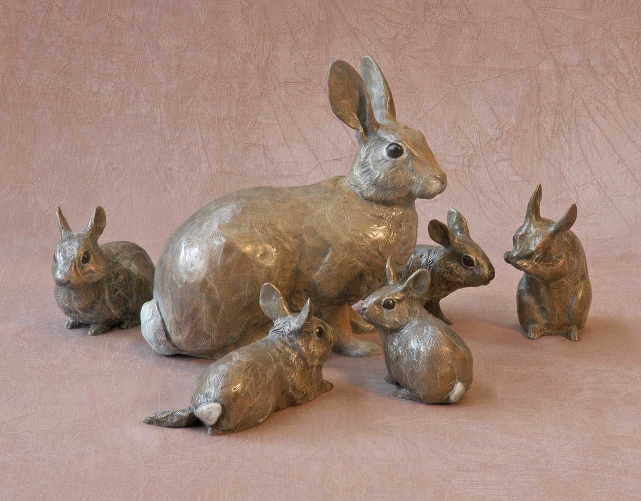 Cottontail Family