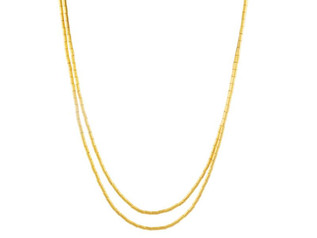 Vertigo Long Necklace